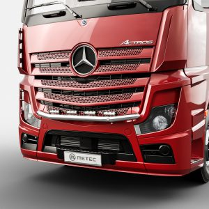 RVS Lampenbeugel Metec Mercedes