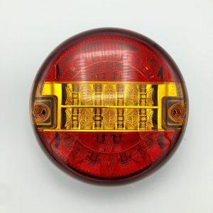 140mm Achterlamp LED Hamburger