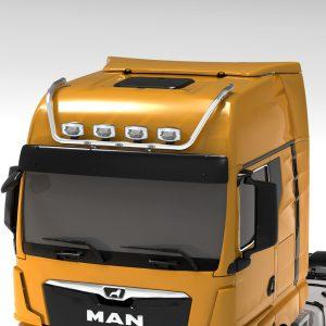 Lampenbeugel MAN TGX 2020 GX