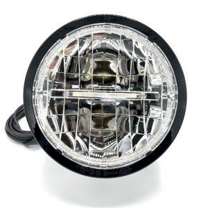 """Full LED verstraler 9"""""""