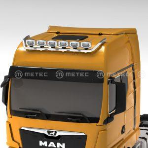 RVS Lampenbeugel MAN TGX 2020GX