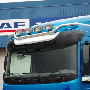 Metec RVS Lampenbeugel voor DAF XF