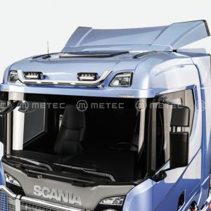 RVS Lampenbeugel Scania