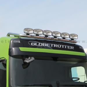 RVS Lampenbeugel Volvo FH