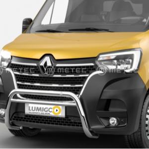Metec Renault Master lampenbeugel Eurobar
