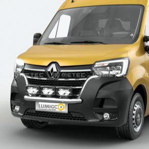 Metec lampenbeugel Front Renault